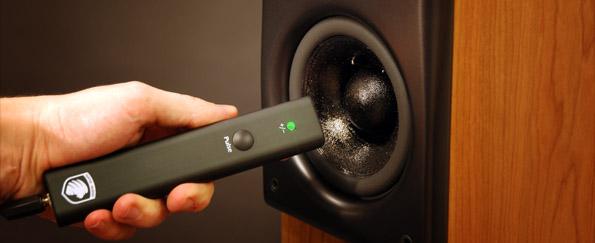 Speaker polarity tester - Phase-it® - by Gato Audio